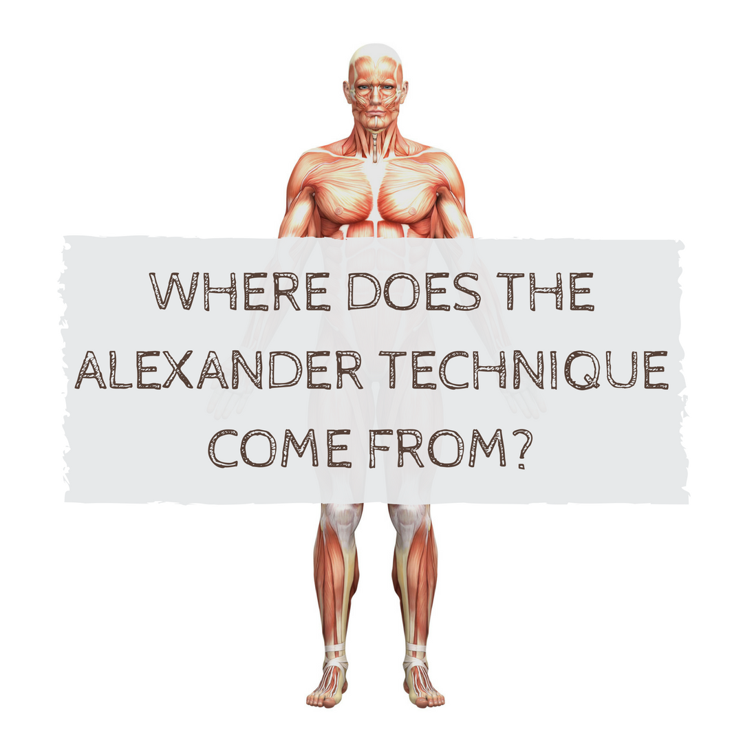 About the alexander technique